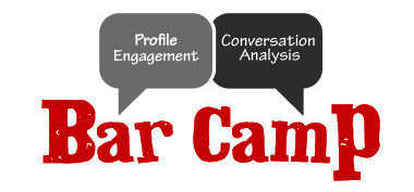 bar camp conversation analysis